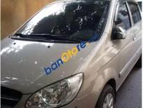 Bán Hyundai Getz đời 2009, màu bạc chính chủ