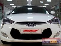 Cần bán lại xe Hyundai Veloster GDI 1.6AT năm 2011, màu trắng, nhập khẩu, số tự động