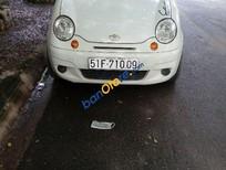 Bán Daewoo Matiz đời 2004, màu trắng, giá 142tr