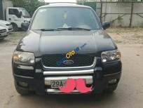 Bán xe Ford Escape 3.0 V6 đời 2002, màu đen, nhập khẩu đã đi 11.900km