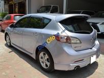 Cần bán lại xe Mazda 3 đời 2010, màu bạc