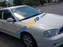 Cần bán xe Kia Spectra Sedan LS đời 2005, màu trắng
