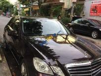 Cần bán lại xe Mercedes E250 đời 2009, màu đen, nhập khẩu nguyên chiếc xe gia đình