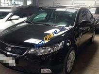Cần bán xe Kia Forte MT 2012, màu đen