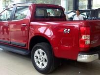 Cần bán Chevrolet Colorado LT 2.5 sản xuất 2016, màu đỏ, nhập khẩu