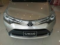 Giá bán xe Toyota Vios 1.5G CVT 2017 giao ngay, giá tốt, hỗ trợ trả góp, LH 0978.835.850