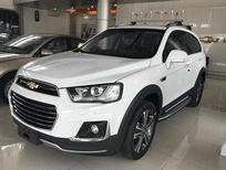 Bán Chevrolet Captiva REVV LTZ đời 2016, màu trắng, giá 879tr