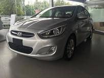 Bán Hyundai Accent AT 2016, mới 100%, hỗ trợ 80% giá trị xe, màu bạc, xe nhập
