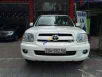Cần bán xe Toyota Sequoia V8 SRS đời 2008, màu trắng, xe nhập
