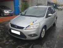 Cần bán Ford Focus 1.8 đời 2011, màu bạc số tự động, 468tr