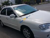 Cần bán xe gia đình: Kia Spectra LS sản xuất cuối năm 2005, màu trắng, giá 186 triệu, lộc lá đủ anh chị em nhanh tay