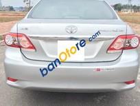 Xe Toyota Corolla altis 1.8G đời 2011, màu bạc