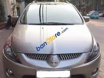Cần bán xe Mitsubishi Grandis 2.4 MIVEC sản xuất 2005, màu vàng