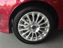 Bán Ford Fiesta 1.0L Ecoboost đời 2016, màu đỏ, giá tốt