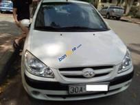 Cần bán xe Hyundai Click 1.4MT đời 2008, màu trắng chính chủ