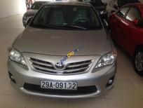 Cần bán Toyota Corolla Altis 1.8G 2011 Sx 2011 màu bạc