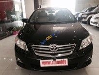 Cần bán Toyota Corolla Altis 2010, màu đen