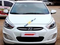 Bán Hyundai Accent Hatchback 1.4AT 2015, màu trắng, nhập khẩu nguyên chiếc