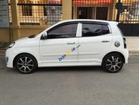 Cần bán gấp Kia Morning SX sản xuất 2010, màu trắng số tự động