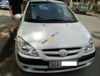 Cần bán xe Hyundai Click 1.4MT đời 2008, màu trắng, nhập khẩu chính hãng chính chủ