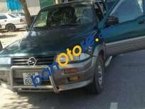 Cần bán xe Ssangyong Musso đời 1998, màu xanh lam, nhập khẩu chính hãng, giá tốt