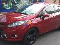 Bán xe Ford Fiesta S 5 cửa đời 2011, màu đỏ, số tự động