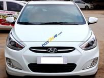 Bán Hyundai Accent 1.4AT 2015, màu trắng số tự động