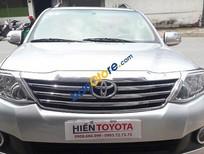 Cần bán Toyota Fortuner 2.5G sản xuất 2012