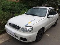 Bán ô tô Daewoo Lanos SX đời 2002, màu trắng, xe đẹp giá tốt