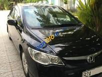 Cần bán Honda Civic AT năm 2008, màu đen