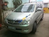 Cần bán gấp Toyota Innova J 2006, màu bạc chính chủ, 360 triệu
