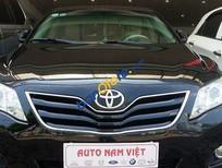 Cần bán xe Toyota Camry 2.5LE năm 2009, màu đen