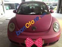 Bán xe Volkswagen Beetle đời 2008, màu hồng, nhập khẩu nguyên chiếc số tự động