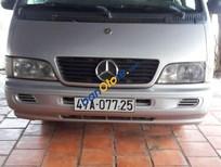 Bán ô tô Mercedes 100 đời 2003, màu bạc chính chủ, 170 triệu