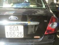 Bán xe Ford Focus 1.8 đời 2007, màu đen