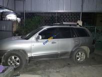 Bán Hyundai Santa Fe đời 2004, màu bạc chính chủ, giá tốt