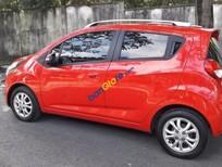 Cần bán lại xe Chevrolet Spark LTZ đời 2014, màu đỏ, giá chỉ 339 triệu