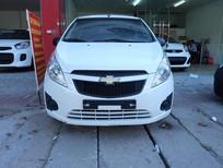 Cần bán Chevrolet Spark G năm 2011, màu trắng, nhập khẩu chính hãng, 212 triệu