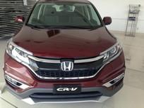 Honda Vũng Tàu bán Honda CR V 2.4 TG Đặc biệt, màu đỏ gọi 0908.438.214