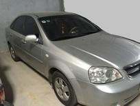 Cần bán Daewoo Lacetti  đời 2009, màu bạc xe còn khá ok