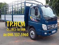 TP.HCM Thaco Ollin 700C 2016, màu xanh lam, xe nhập, giá chỉ 451 triệu