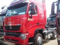 Bán xe đầu kéo HOWO, hổ vồ 375 nhập khẩu đời 2016, cầu láp, cầu dầu Nam Định 0964674331