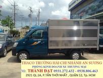 Thaco Towner sử dụng động cơ phun xẳng điện tử 550kg 750kg 880kg 600kg máy công nghệ SUZUKI. Hàng có sẵn giao xe nhanh