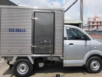 Xe tải nhẹ máy xăng Thaco Towner 550Kg, 750Kg, 880Kg sử dụng động cơ Suzuki. Hỗ trợ mua xe trả gớp