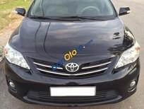 Bán ô tô Toyota Corolla altis 1.8G đời 2011, màu đen