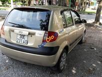 Bán Hyundai Getz 1.1 đời 2009, màu vàng, xe nhập chính chủ, giá chỉ 268 triệu