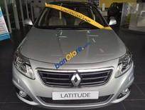 Bán Renault Latitude đời 2015, màu bạc, nhập khẩu