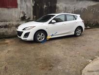 Cần bán xe Mazda 3 1.6 AT đời 2010, màu trắng, giá tốt