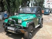 Cần bán xe Jeep CJ năm 1981, màu xanh lam, nhập khẩu nguyên chiếc, giá tốt