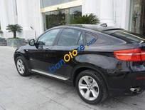 Xe BMW X6 AT đời 2009, màu đen, xe nhập đã đi 60000 km